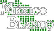 logo mexico blanco